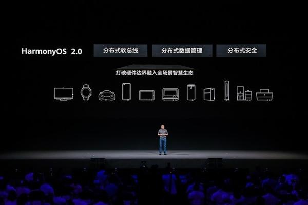鸿蒙OS 2.0的到来:IoT行业要变了
