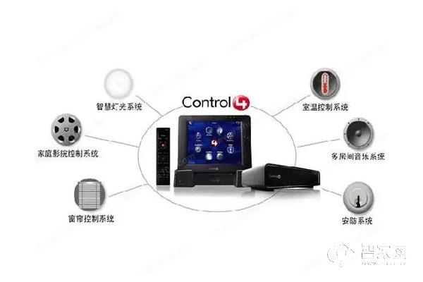 control4智能家居加盟